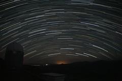 Southern Ursa Major star trail