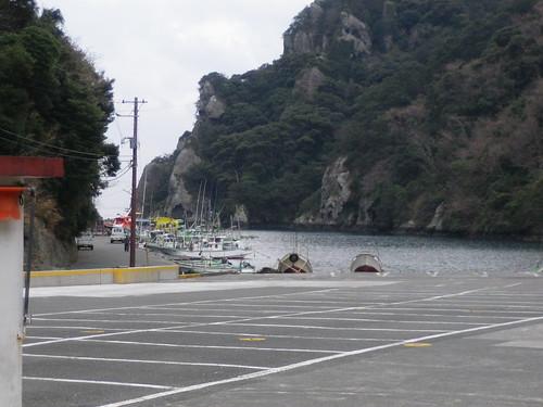 第3チェックポイント石廊崎漁港