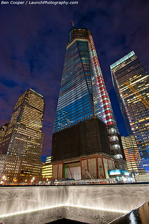 New World Trade Center construction