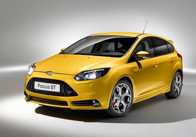Ford Focus ST Berlina y Sport Break
