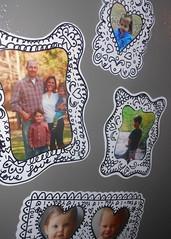 Magnetic Doodle Frames
