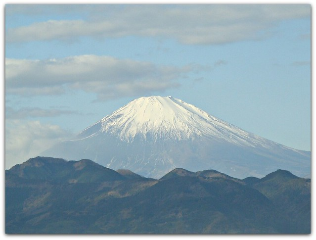 Mt Fuji ~ my favorite mountain...