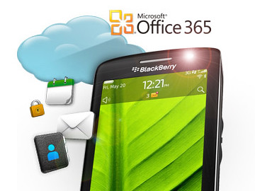 RIM launches BlackBerry Business Cloud Services for Microsoft Office 365