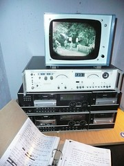 room, multimedia, electronics, radio receiver, cassette deck, media player,