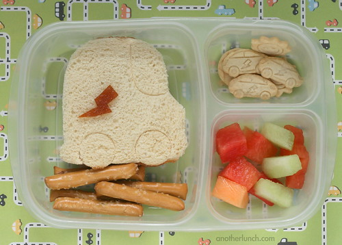 ELB Car Lunch Punch bento lunch