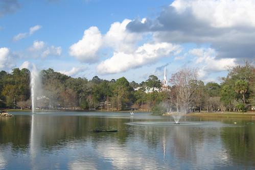 lake canon day florida cloudy peaceful serene tallahassee lakeella powershotsd960is canonpowershotsd960is 112picturesin2012
