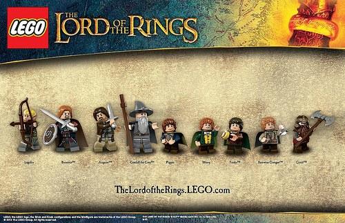[Lego] Le Seigneur Des Anneaux revit avec le géant danois ! 6801004067_7284c4eb58