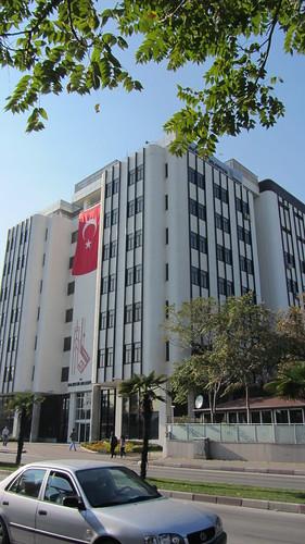 Balikesir: Balikesir Belediyesi Building (1)