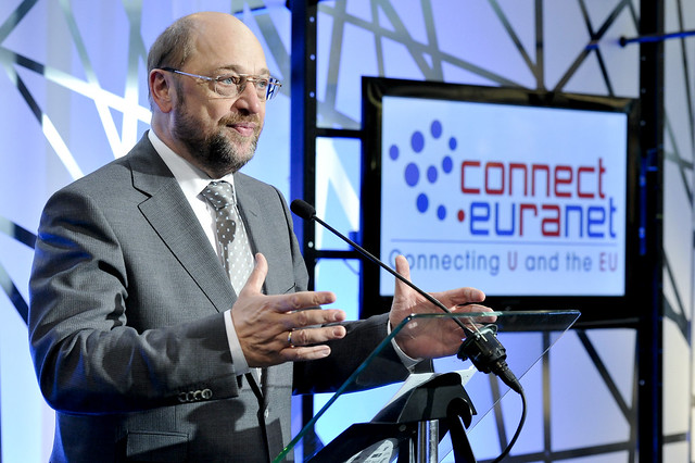 Euranet Awards 2011 Prize giving ceremony