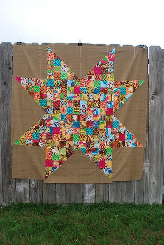 Made in Cherry Quilt Along