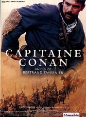 Capitan Conan poster película