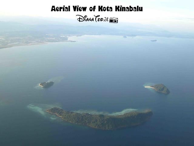 Aerial View of Kota Kinabalu 05