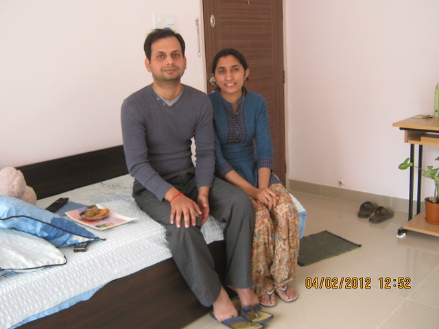 Varsha & Sachin Singh, A4-602 Mangal Bhairav, The First Citizens of Nanded City Pune