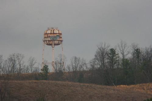 watertowers stateofalabama jeffersoncountyalabama blackoakmountain clayalabama cosbypark