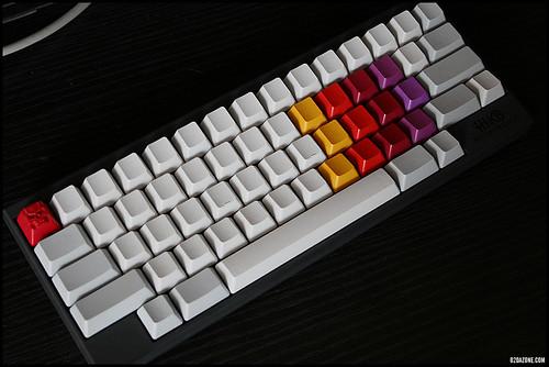 HHKB Pro II + Rit Dye