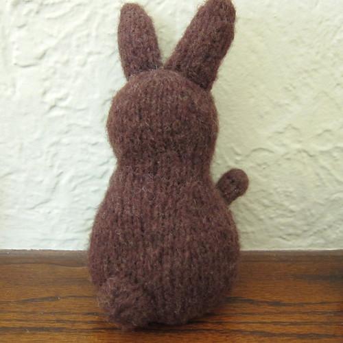 Calorie Free Chocoalte Bunny