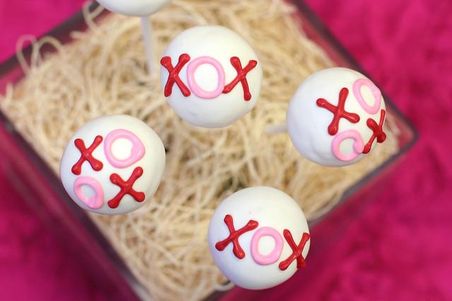 Valentine's designs - xoxo