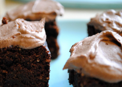 Chocolate Frosting 1