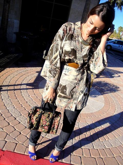 Kimono Thrifted Savers