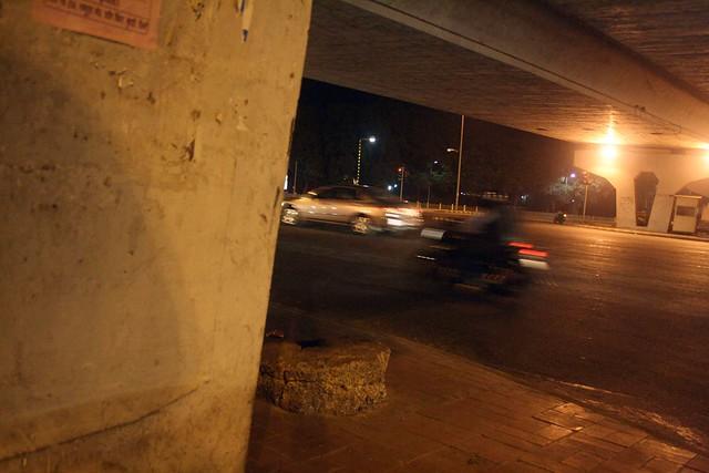 City Culture – De Bhasar, Oberoi Hotel Flyover