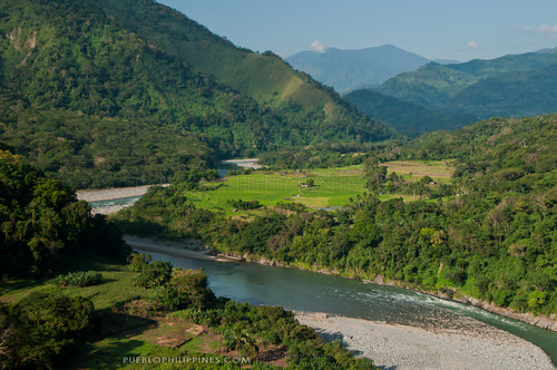 White Water River Rafting - Tabuk - Kalinga, Philippines (082049 - 120123)