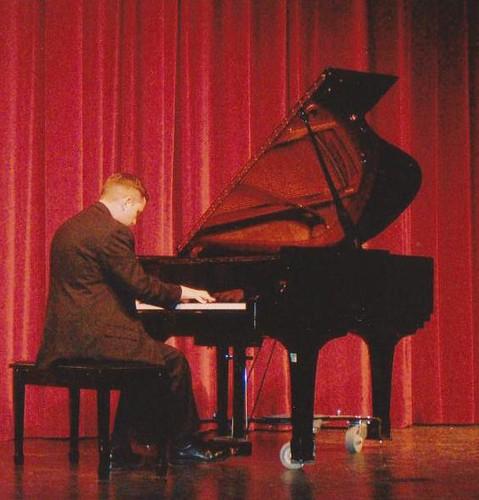 David Mount in Concert