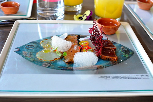 "Pacific Standard Time's ""Art As An Appetizer"" - Secret Menu at Playa and Rivera"