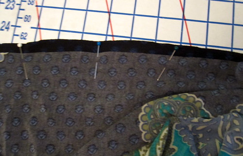 Offset Seam Allowance