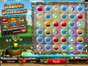 Bubble Bonanza slot game online review