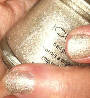 icing nail polish glimmer