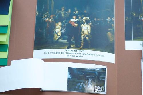 Rembrandt Lapbook 3