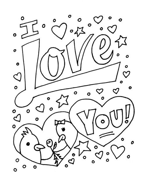 Free coloring pages of i love you boyfriend for I love you coloring pages for boyfriend