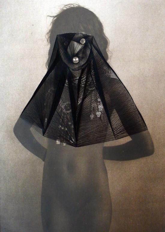 MAURIZIO ANZERI embroidery 'Roundmidnight'