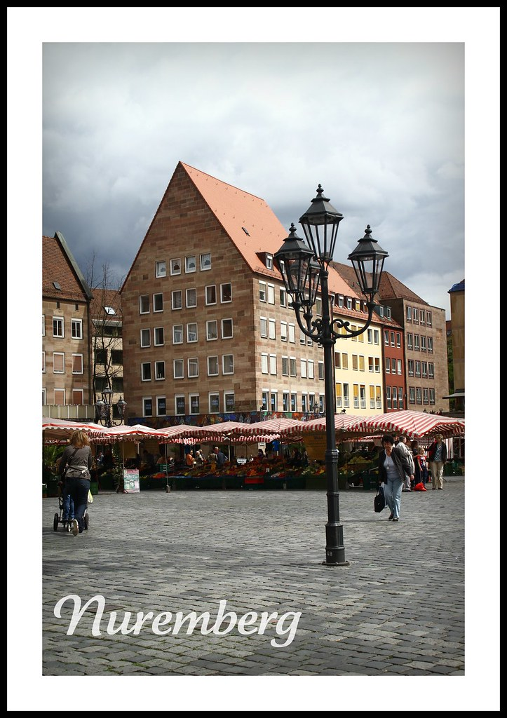 Ways to Earn from Your Travel Blog, custom postcard nuremberg