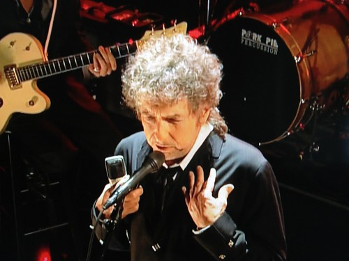 Bob Dylan Channels Bishop Sheen