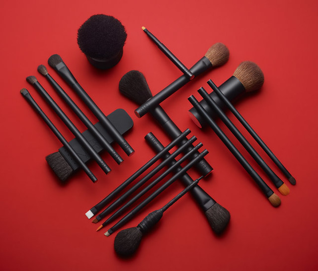 NARS Artistry Brushes Stylized Group Shot