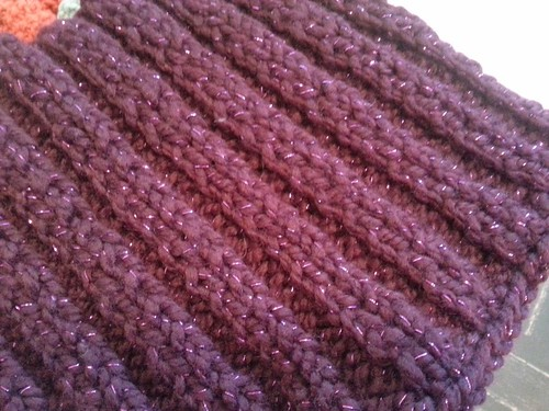 thick ribbed cowl