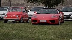 Italian Cars, Luigi and Enzo