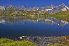 Vicino al paradiso selvaggio / Near wild heaven (Lac de Fenetre, Orsieres, Switzerland)(Explore!!!)