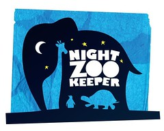 The Night Zookeeper Logo