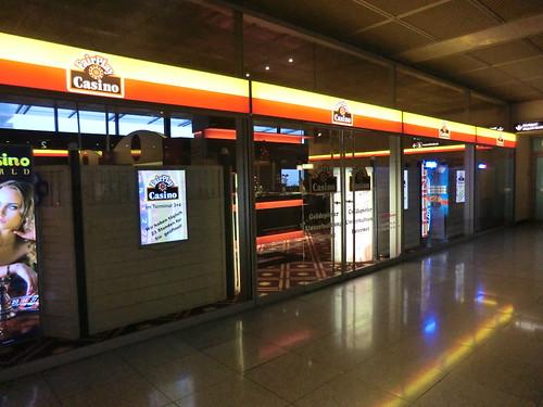 CASINO @ Stuttgart airport