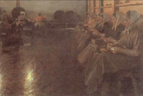 Anders_Zorn-In_A_Brewery
