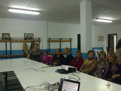 Charla-coloquio AA.La Marquesa 1