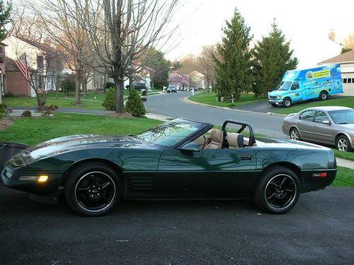 Corvette1in driveway