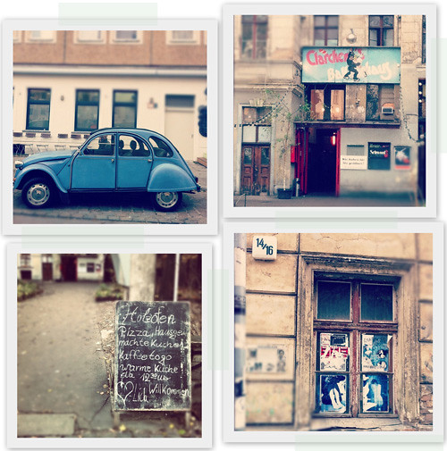 Berlin Travel Diary