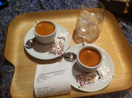 Bilbao | Guggenheim | Cafés