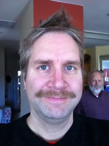 Movember - Day 27