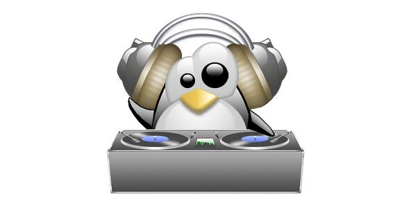 Tux music