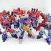 Colección de Transformers