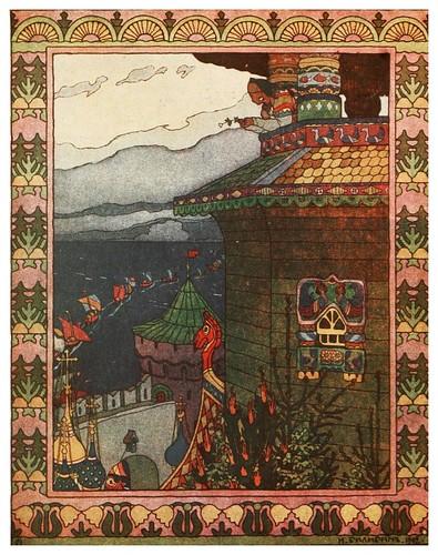 009-Shmat-Razum-Russian-wonder tales ..1912-Ivan Jakovlevich Bilibin